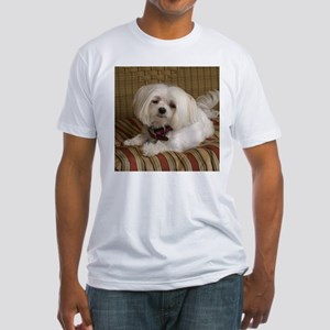 Maltese Fitted T-Shirt