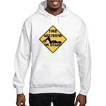 Your Girlfriend on Board Hooded Sweatshirt