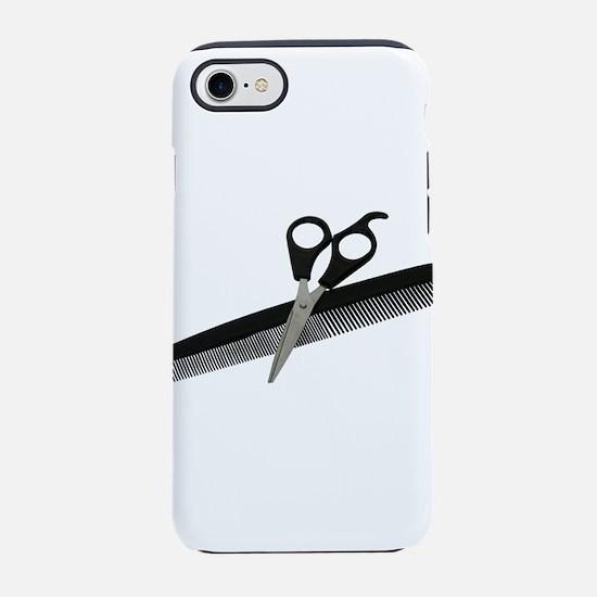 ScissorsComb052010.png iPhone 8/7 Tough Case