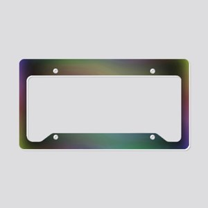 Frame Design License Plate Holder