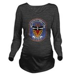 USS RICHMOND K. TURN Long Sleeve Maternity T-Shirt