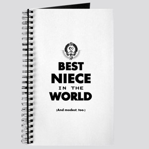 The Best in the World – Niece Journal