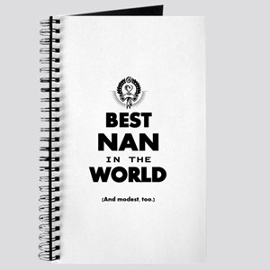 The Best in the World – Nan Journal