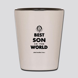 The Best in the World – Son Shot Glass