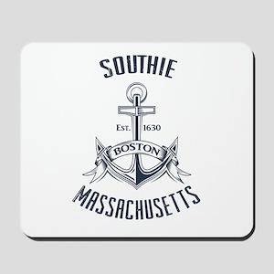 Southie, Boston MA Mousepad