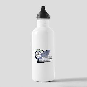 Jimmy K Water Bottle