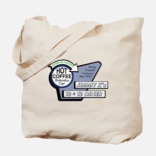 Jimmy K Tote Bag
