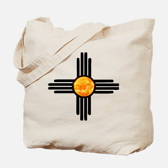 Zia Sun Sky Tote Bag