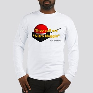 Nitro Noggin Long Sleeve T-Shirt
