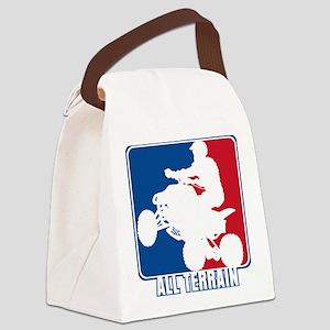 Major League ATV Canvas Lunch Bag