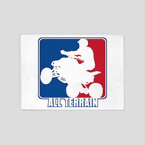 Major League ATV 5'x7'Area Rug