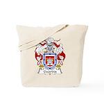 Guardia Family Crest Tote Bag