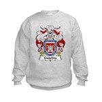 Guardia Family Crest Kids Sweatshirt