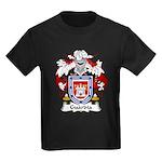 Guardia Family Crest Kids Dark T-Shirt