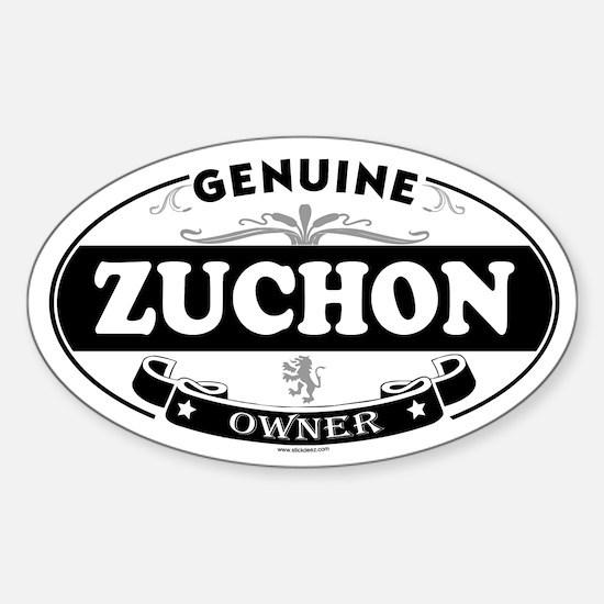 ZUCHON Oval Decal