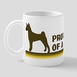 Basenji (proud parent) Mug