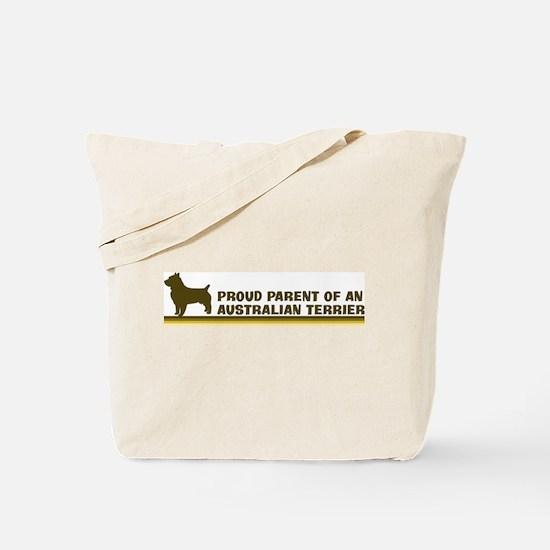 Australian Tarrier (proud par Tote Bag
