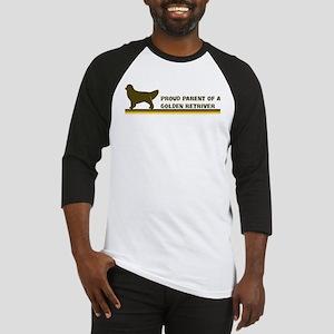 Golden Retriver (proud parent Baseball Jersey