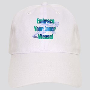 Embrace Your Inner Weasel Cap