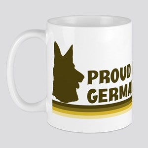 German Shepherd (proud parent Mug