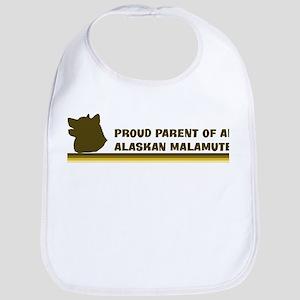 Alaskan Malamute (proud paren Bib
