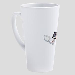 MakeupReady052010 17 oz Latte Mug
