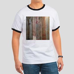 rustic western barn wood T-Shirt