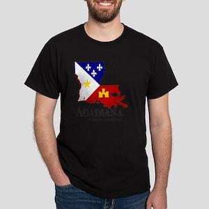 Acadiana LA Dark T-Shirt