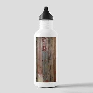 rustic western barn wo Stainless Water Bottle 1.0L
