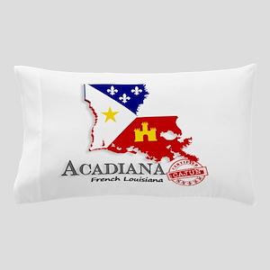Acadiana French Louisiana Cajun Pillow Case