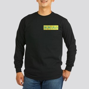 Quiz Bowl Legend Long Sleeve T-Shirt