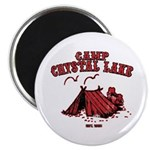 Camp Crystal Lake Magnet