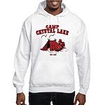Camp Crystal Lake Hooded Sweatshirt
