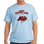 Camp Crystal Lake Light T-Shirt
