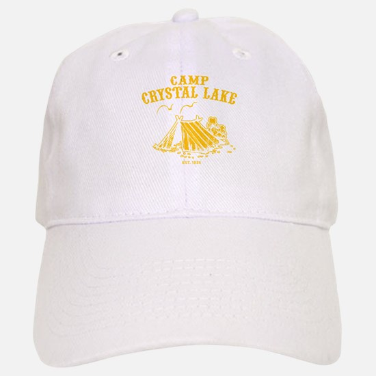 Camp Crystal Lake Baseball Baseball Cap