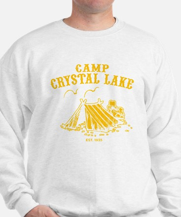 Camp Crystal Lake Sweater