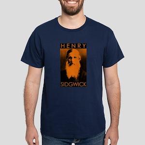 Henry Sidgwick Dark T-Shirt