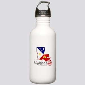 Acadiana French Louisi Stainless Water Bottle 1.0L