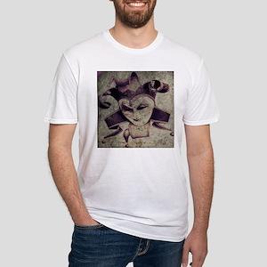 gothic grunge renaissance joker T-Shirt