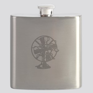 I'm a huge metal fan Flask