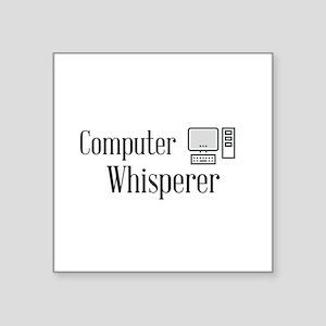 Computer Whisperer Sticker