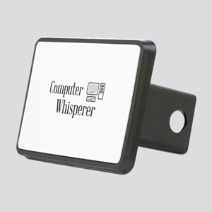 Computer Whisperer Rectangular Hitch Cover