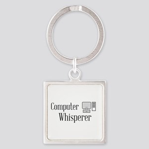 Computer Whisperer Keychains