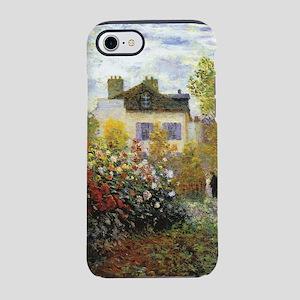 Monet's Garden at Argent iPhone 8/7 Tough Case