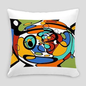 Artist Picasso Picassa Modern Art Everyday Pillow