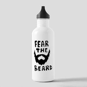 Fear the beard  Stainless Water Bottle 1.0L