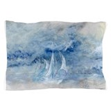 Sailing ships Pillow Cases