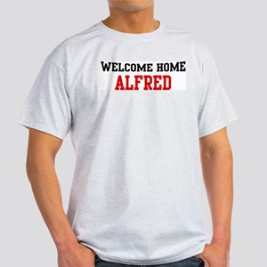 Welcome home ALFRED Light T-Shirt