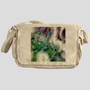 Cosmic Mountains Messenger Bag