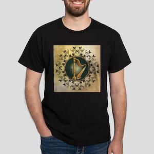 Golden harp T-Shirt